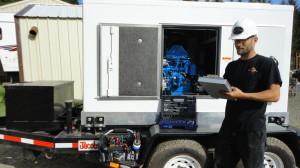 diesel generator maintenance